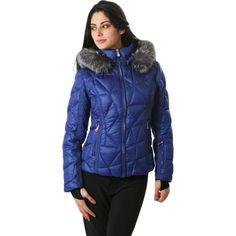 A Diamond in the Snow Puzzlestar Down Ski Jacket