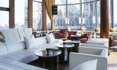 DO & CO Hotel Vienna | Galerie | Onyx Bar Haas Haus Stephansplatz