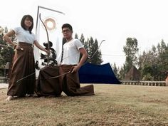 Zen Archery Workshop   at  Prathumthani, Thailand   28Feb - 1 March 2015.