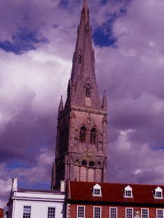 https://flic.kr/s/aHskzX4DYy | Newark Parish Church of St Mary Magdalene