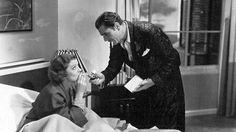Warner Baxter and Myrna Loy, Penthouse 1933.