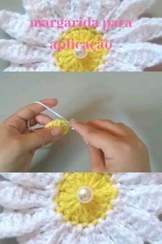 Crochet Bedspread Pattern, Crochet Coaster Pattern, Crochet Snowflake Pattern, Crochet Headband Pattern, Crochet Flower Tutorial, Crochet Flower Patterns, Crochet Motif, Crochet Designs, Crochet Flowers