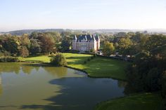 Golf & Country Club Oudenaarde, I'be been to Oudenaarde would love will have to go here next time.  Maybe Mom will go and play the course :D