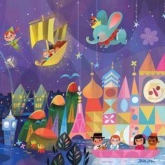 Tokyo Disney poster