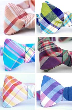 bow ties by xoelle.