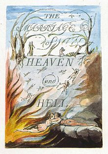 """Does a firm persuasion that a thing is so, make it so?""  And the prophet replied, ""All poets believe that it does. And in ages of imagination, this firm persuasion removed mountains: but many are not capable of a firm persuasion of anything."" Blake, Marriage of Heaven and Hell"