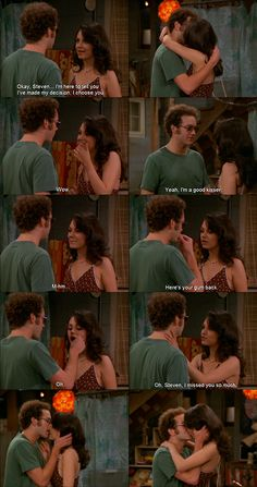 Jackie and Hyde from That 70's show