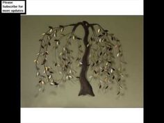 """Learn additional relevant information on """"metal tree wall art decor"""". Visit our site. Metal Tree Wall Art, Leaf Wall Art, Metal Wall Decor, Metal Art, Diy Wall, Tree Wall Decor, Wall Art Decor, Vinyl Shutters, Tree Artwork"""