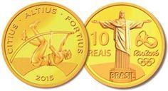 As moedas de R$1 entrarão em circulação pela rede bancária e uma parte será vendida em embalagens especiais para coleção