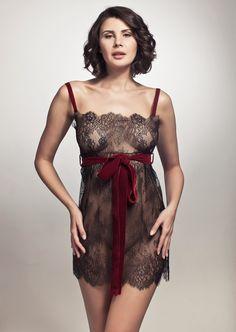 Amoralle Lace | Slip Dress | Pleasurements