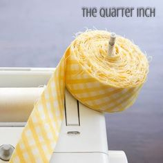 The Quarter Inch: Binding Trick
