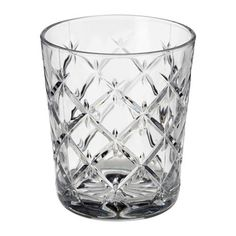 IKEA - FLIMRA, Glass, The glass has a simple low and straight shape which makes it perfect for all types of cold drinks, such as cocktails without ice.
