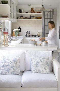 Cocinas Blancas