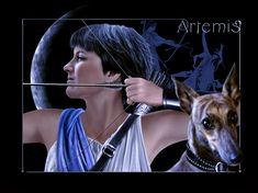 Artemis by iizzard.deviantart.com on @deviantART