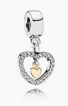 Pandora 'forever in my heart' charm http://rstyle.me/n/vzqv6pdpe