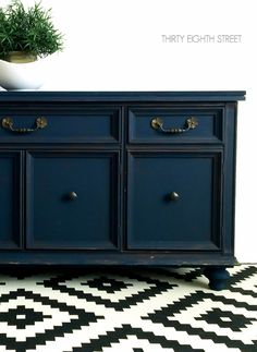 A Collection Of The Most Brilliant Blue Painted Furniture A Furniture Collection Of Blues By That Sweet Tea Life Blue Painted Furniture Ideas Teal Furniture Navy Furniture Painted Dressers Hale Navy Furniture Inspiration Blue Furniture Makeovers Blue Painted Furniture, Navy Furniture, Paint Furniture, Shabby Chic Furniture, Furniture Makeover, Furniture Refinishing, Custom Furniture, Painted Dressers, Ideas