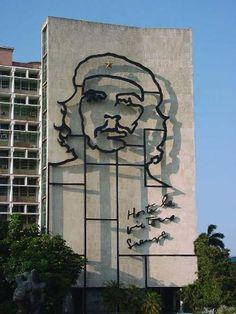 Ernesto Che Guevara. La Habana. Cuba.