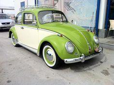 ::!64::Classic VW Beetle