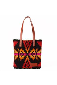 Native(X) Red Tote