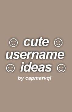 Cute Username Ideas Aesthetic Usernames Aesthetic Usernames Instagram Username Ideas Aesthetic Names For Instagram