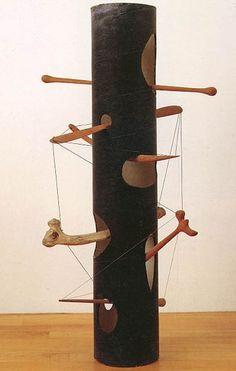 Isamu Noguchi (1904-1988) – Monument aux héros (1943)