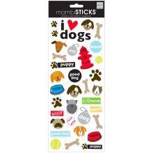 mambiSTICKS Stickers, Good Dog