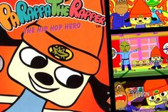 PaRappa the Rapper for PlayStation