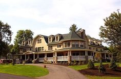 The best hotels in each USA state: New Hampshire. Inn at Thorn Hill & Spa - Facebook/Inn at Thorn Hill & Spa