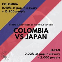 High risk of trafficking in #COLOMBIA for children #transgenders #Afro-descendants people with #disabilities #indigenous and those living close to armed #criminal groups. Exploited victims are found in mining agriculture domestic service #informal sector and within #cartels. . Migrants travel to #JAPAN for employment or fraudulent #marriage and are subjected to #sextrafficking. Japanese #teenagers and children are subjected to sex trafficking. Some Japanese men engage in child sex tourism…