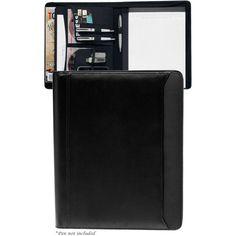 Bags for LessTM Deluxe Black Business Portfolio