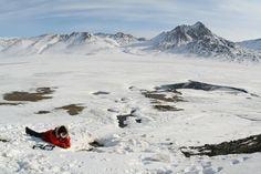 Ellesmere Island research, McGill University parka Ellesmere Island, Arctic Explorers, Antarctica, Parka, Mount Everest, Environment, University, Mountains, Travel