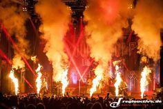 Powerwolf (live auf dem Hexentanz-Festival, 2014)