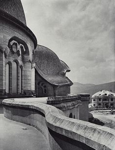 Storm's Nest - Goetheanum - Rudolf Steiner, Architect