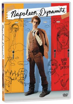Napoleon Dynamite -- Indie film that's hilariously nihilistic, worth it to watch many times...vote for Pedro!
