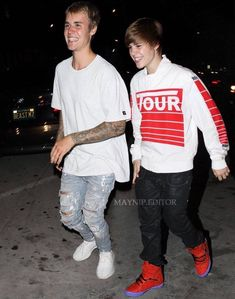 Soo cute i hope that Justin had a twin brother Fotos Do Justin Bieber, I Love Justin Bieber, Justin Baby, Bae, I Love Him, My Love, Twin Brothers, Celebs, Celebrities