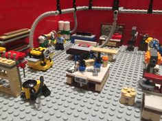 I decided I had to build a woodshop for the carpenter CMF.