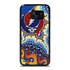 THE GRATEFUL DEAD LOGO 2 Samsung Galaxy S7 Edge Case  Vendor: Casefine Type: Samsung S7 Edge case Price: 14.90  This luxury THE GRATEFUL DEAD LOGO 2 Samsung Galaxy S7 Edge Case shall set up spectacular style and protectionto your Samsung phone.The cases are manufactured from strong hard plastic or silicone rubber cases. You can choose Black or White color for the sides. Each case is manufactured in fines quality printing. The slim profile covers the back sides and corners of phone from bumps and scratches. It is simple to snap in and applyit to