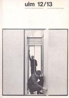 Journal of the Ulm School for Design ulm 12/13