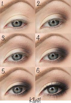 Read the information on natural eye make-up - Ex . - Read the information on natural eye make-up – Expert Eye Makeup – make up - Basic Eye Makeup, Eye Makeup Steps, Hooded Eye Makeup, Day Makeup, Skin Makeup, Eyeshadow Makeup, Makeup Tips, Makeup Brushes, Makeup Ideas