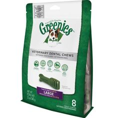 Greenies Veterinary Dental Chews LARGE 12 oz chews) -- For more information, visit image link. (This is an affiliate link and I receive a commission for the sales) Dog Snacks, Dog Food Recipes, Pet Supplies, Dental, Image Link, Health, Health Care, Dentistry, Pet Accessories