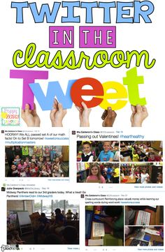 This blog details how classroon & EVERY teacher at her school/district use Twitter to push out information! Pictures of actual Twitter posts AND 2 video tutorials that she created to help parents understand how to use it!