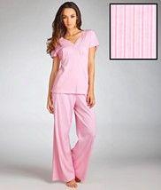 Karen Neuburger Mama Mia Short Sleeve Pajama Set