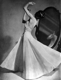 Vogue UK, 1938.