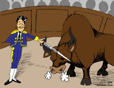 The Historic Bull Market Faces Off Against Steel Tariffs - U. Face Off, Investors, Economics, Stock Market, World War Ii, Two By Two, Politics, Marketing, Steel