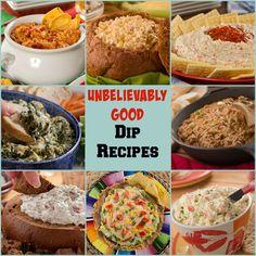 35 Unbelievably Good Dip Recipes | MrFood.com