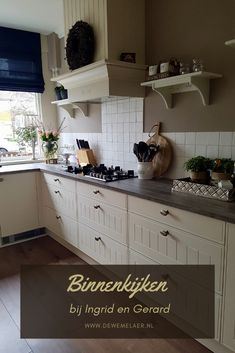Home Decoration Tips for Decorators on the Budget Cosy Interior, Kitchen Interior, Interior And Exterior, Kitchen Decor, Gallon Of Paint, Pergola Garden, Updated Kitchen, Household Items, Wood Furniture