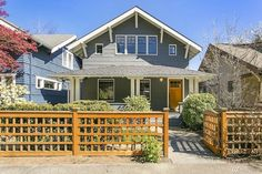 madrona---not a bad fence