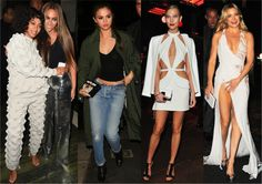 Looks das famosas nas After parties do Baile do Met 2016 - Fashionismo