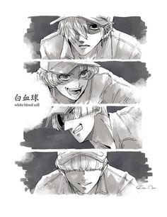 Manga, Wise Monkeys, Mundo Comic, White Blood Cells, Anime Style, Me Me Me Anime, Character Art, Cool Pictures, Fan Art