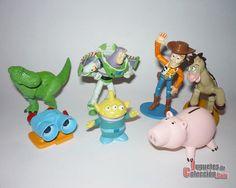Toy Story | Set de miniaturas